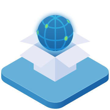 Open Data Packaging Services Icon
