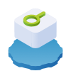 Querying Services Icon
